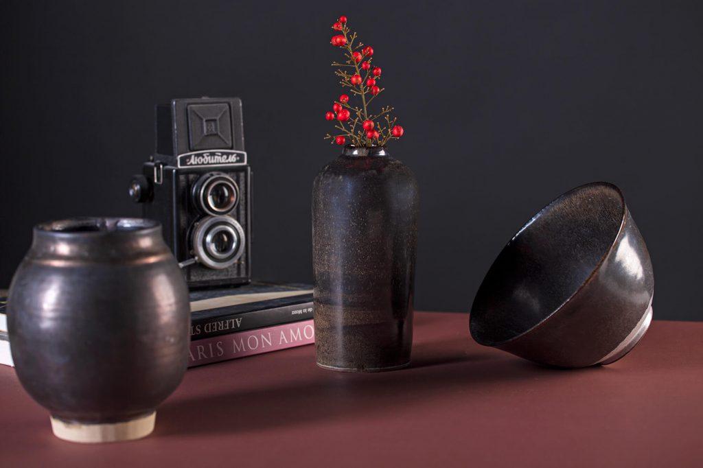 צילום מוצרים ואווירה קרמיקה סטודיו דווקא